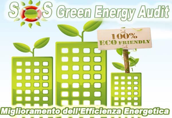 Green Energy Audit: Analisi degli Edifici per l'Efficienza Energetica fino alla valorizzazione Ambientale