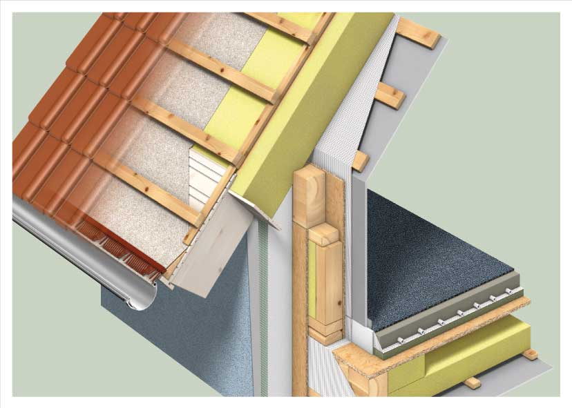 Verifiche della corretta posa dell'isolamento termico delle pareti