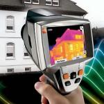 Esempio di una termocamera a raggi infrarossi