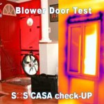Blower-Door-Test