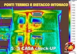 termografia torino infrarosso edilizia perizia