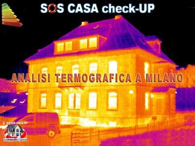MILANO:Termografia a Milano