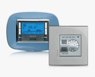 La termoregolazione negli impianti di riscaldamento
