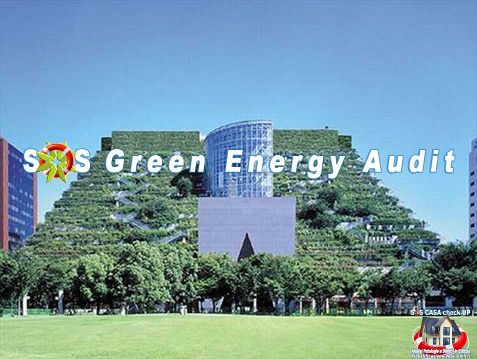 Green Energy Auditor