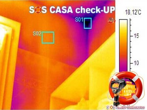 termografia torino diagnosi termografica muffa