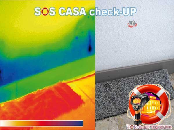 TERMOGRAFIA EDILE:Servizi termografici in edilizia
