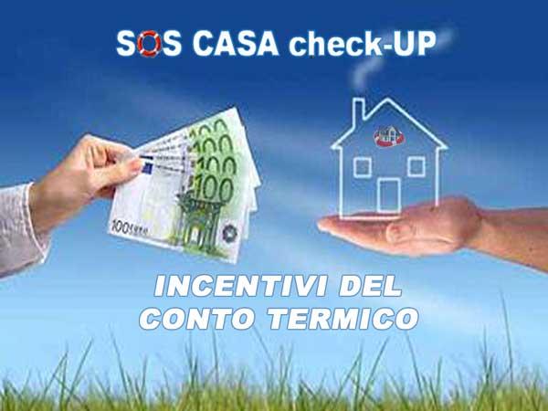 CONTO TERMICO: Nuovi incentivi per il risparmio energetico