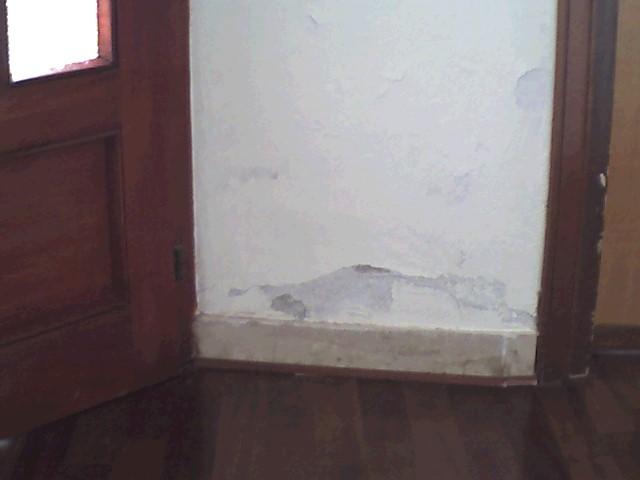 Umidit di risalita come capire le cause dell umidit nei - Umidita muri esterni casa ...