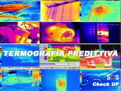 Termografia predittiva per la manutenzione programmata