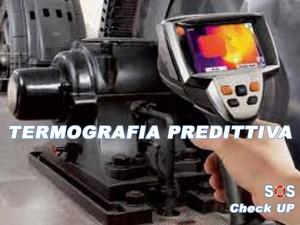 Termografia predittiva meccanica