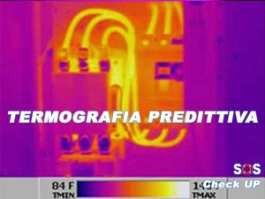 termografia dei quadri elettrici