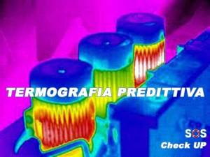 termografia manutenzione predittiva