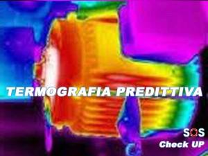 Termografia manutentiva predittiva IR