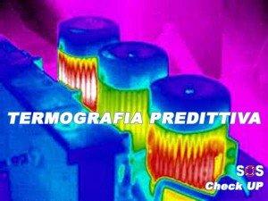 Termografia manutentiva IR