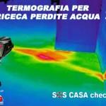 termografia ricerca infiltrazioni acqua