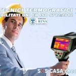 Termografia a Ivrea Biella Aosta Vercelli Novara