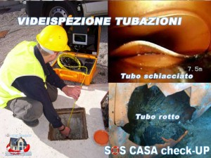 videoispezione tubazioni