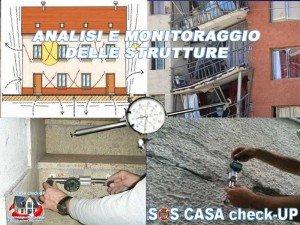 Monitoraggio strutture