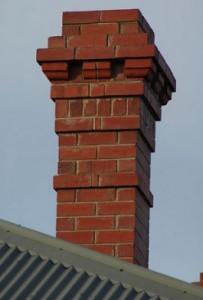 scarico sul tetto