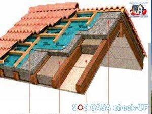 tetto fatto male caldo e freddo
