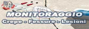 monitoraggio fessure