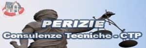 Perizie Consulenza Tecnica di Parte CTP casa