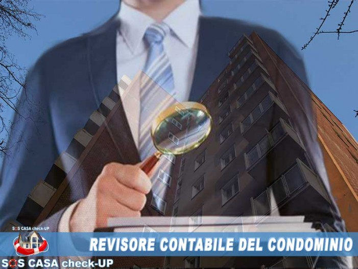 REVISORE CONTABILE DEL CONDOMINIO