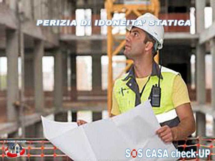 PERIZIA STATICA: Verifica Idoneità Statica di edifici
