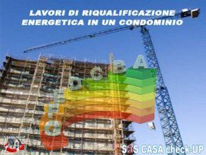 RIQUALIFICAZIONE ENERGETICA DI UN CONDOMINIO