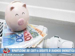 Diagnosi energetica per la ripartizione corretta delle spese per riscaldamento condominiale