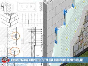 Architetto esperto progettazione cappotto termico progetto isolamento Torino Milano Ivrea