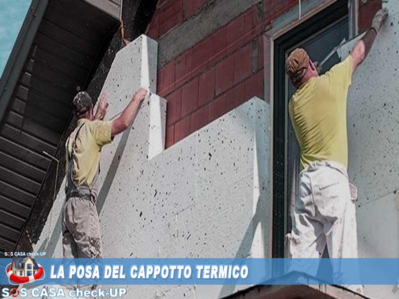 Ingegnere calcolo assevera cappotto termico Ante Post Torino Milano Ivrea Biella